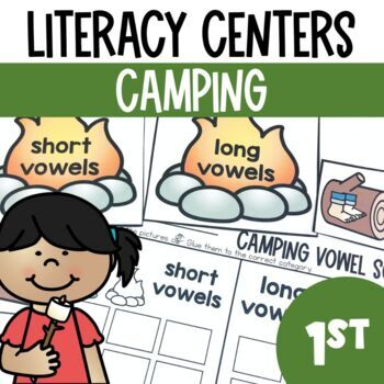 Camping Literacy Centers