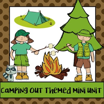 Camping Theme Lit Unit