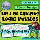 Camping Logic Puzzles