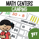 Camping Math Centers