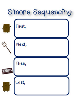 Thematic Literacy & Math Pack : Camping Theme
