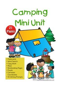 Camping Mini Unit