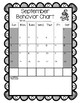 Camping Monthly Behavior Calendars (editable)