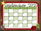 Camping Monthly Calendar Pages