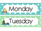Camping Organizer Labels