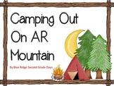Camping Out On Ar Mountain: Editable AR Recording Log, Parent Letter, Clip Chart
