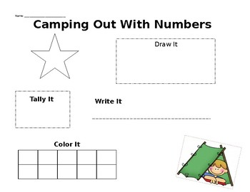 Camping Out With Numbers