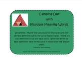 Camping Out with Multiple Meaning Words