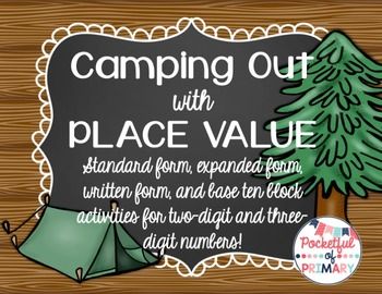 Camping Out with PLACE VALUE