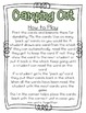Camping Out~First Grade Unit 1 Common Core Sight Word Game