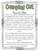 Camping Out~First Grade Unit 2 Common Core Sight Word Game