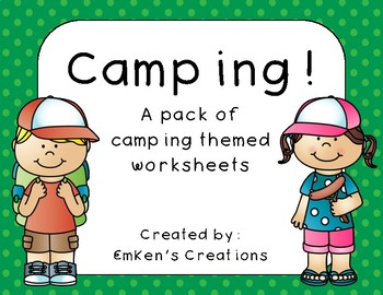 Camping Pack!