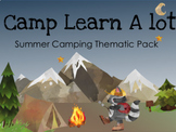 Camping Pack- Camp Learn A lot