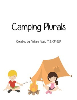 Camping Plurals