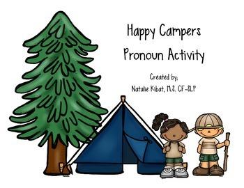 Camping Pronouns