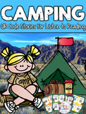 Camping QR Code Stories: 16 Outdoor Read-Alouds for Listen