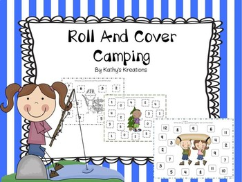 Camping Roll And Cover