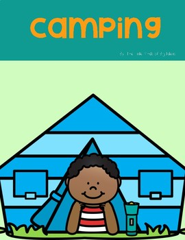 Camping- Sequencing