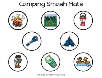 Camping Smash Mats