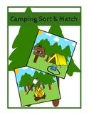 Camping Sort & Match