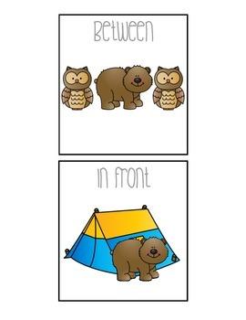 Camping Spatial Concepts - Summer School!