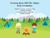 Camping Spree with Mr. Magee Book Companion