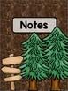 Camping Teacher Binder {FREE yearly updates!}