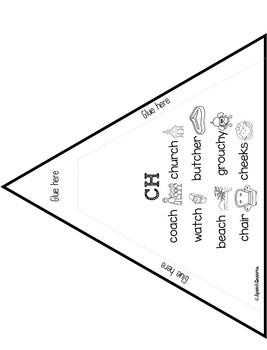 Camping Tent Speech Craftivity {language & articulation fall craft}