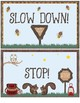 Camping Theme ~ Behavior Chart