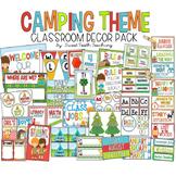 Camping Theme Classroom Decor Kit