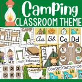 Happy Camping:  Classroom Essentials (MEGA PACK)