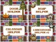 Camping Theme Classroom Helper Cards