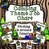 Classroom Jobs | Camping
