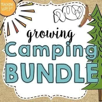 Camping Theme Growing Bundle