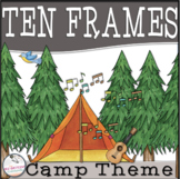 Camping Theme How Many Days Have We Been In School?