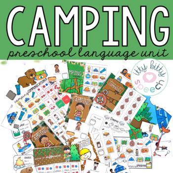 Camping Theme Language Unit