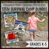 Camping Theme Lesson Plans   Bundle   STEM Survival Camp