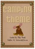 Camping Theme Materials