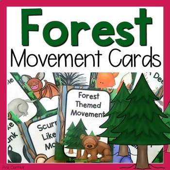 Camping Theme Movement Pack