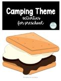 Camping Theme Preschool