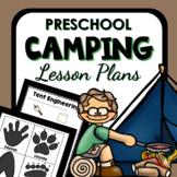 Camping Theme Preschool Lesson Plans
