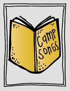 Camping Theme Read S'more Classroom Library Banner