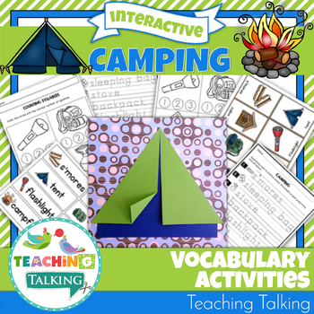 Camping Vocabulary Activities