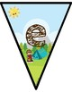Camping Theme Welcome Banner