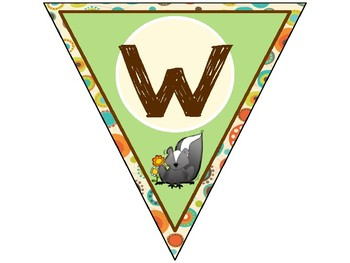Camping Theme Welcome Banners - Custom Order for Annette
