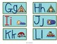 Camping Theme Word Wall Headers