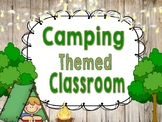 Camping Themed AR Leveled library labels