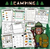 Camping Themed Activity Set