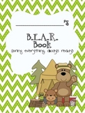 Camping Themed B.E.A.R. Book Cover