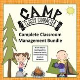 Complete Classroom Management Unit + Character Lessons Cam